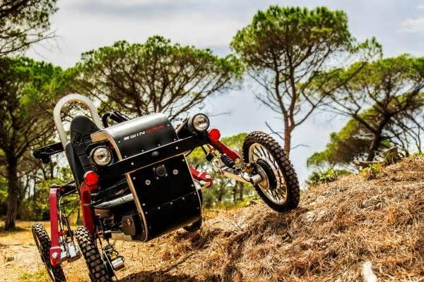 Swincar notre Quad Buggy 100% Électrique à Frejus Saint Raphael
