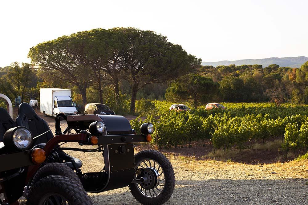 soiree vignoble quad buggy